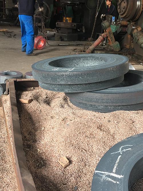 法兰焊接的方法